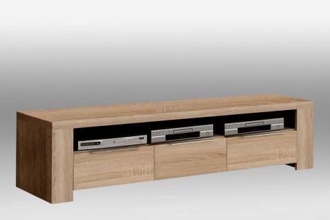 tv schrank eiche g nstig sicher kaufen bei yatego. Black Bedroom Furniture Sets. Home Design Ideas