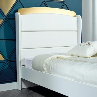 Jugendzimmer komplett Elegant White 7-teilig - Vorschau 3