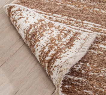 Cilek Prime Teppich in Braun Beige gemustert - Vorschau 2