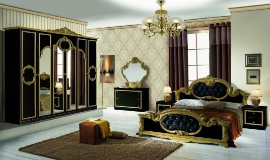 Schlafzimmer Schwarz online bestellen bei Yatego
