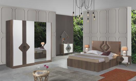 Schlafzimmer komplett Set Venus 6-teilig