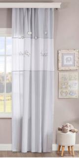 Cilek Baby Cotton Vorhang mit Cremetönen