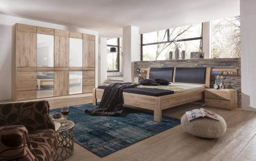 Schlafzimmer-Set Edson in Asteiche Bianco
