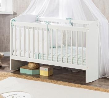 Cilek Cradle Babybett Wiege 50x100 mit Matratze
