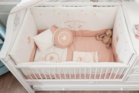 Cilek Romantica Baby Bettwäscheset 80x130