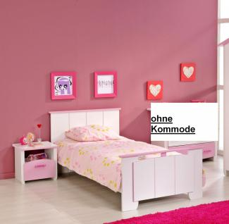 Parisot Biotiful Kinderbett Set 2-teilig für Mädchen