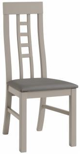 Parisot Malone Esszimmer Set 6-teilig mit Stühlen - Vorschau 2