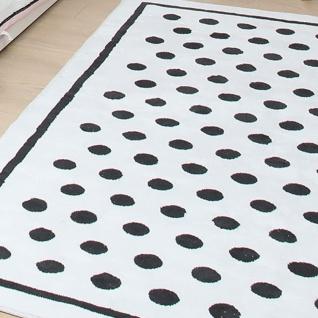 Almila Teppich Lory gepunktet 120x180