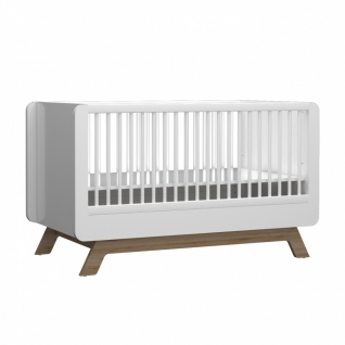Babybett Baby Cute in Weiß