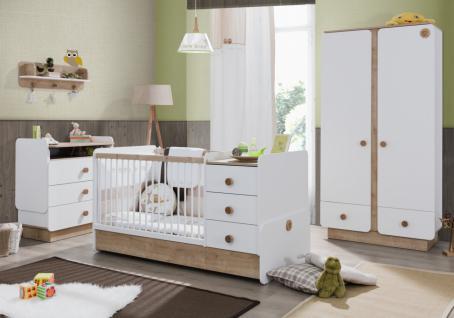 Cilek Natura Baby Babyzimmer 4-teilig mitwachsend