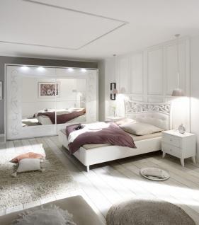 Schlafzimmer Sereina in romantischem Stil 275cm