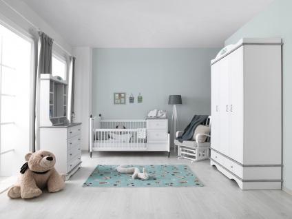 Babyzimmer Set Angel Young mit Babybett 3-teilig