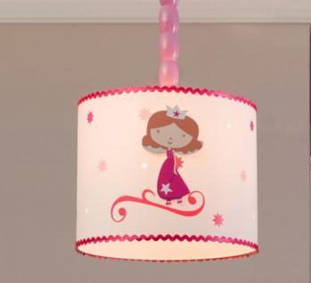 Cilek Princess Deckenlampe mit Feendekor