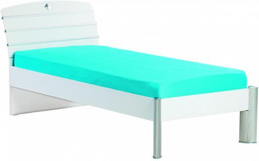 jugendbett 120x200 g nstig online kaufen bei yatego. Black Bedroom Furniture Sets. Home Design Ideas