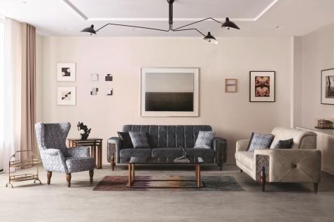 Couch Kombination 3-teilig Varun