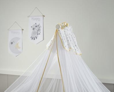 Almila Betthimmel Mia Babyzimmer Gelb 8 m