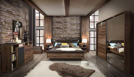 Schlafzimmer komplett Jackson 5-teilig