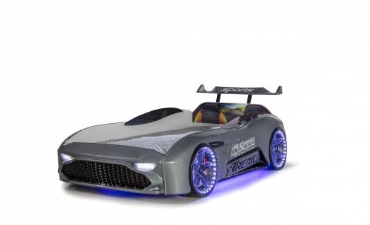 Autobett GT18 Turbo 4x4 Extreme Grau mit Bluetooth