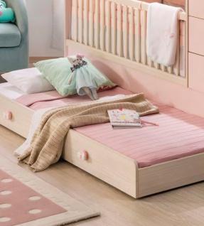 Cilek Baby Girl Babyzimmer Set in Rosa 3-teilig - Vorschau 3