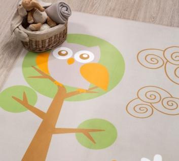 Cilek Kinderzimmer Teppich Eule 100x150