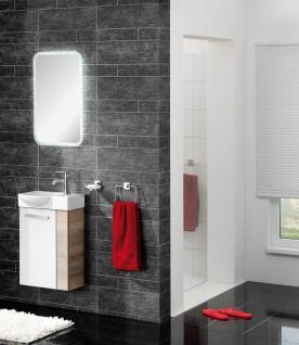 Badezimmermöbel in Weiß Verena 3-teilig