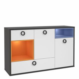 Sideboard in modernem Design Cosi 2-türig