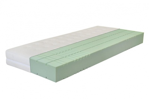 Kaltschaummatratze Malven H2 Höhe 20 cm 100 x 190 cm