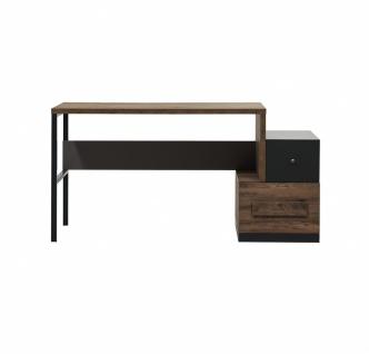 Jugend Schreibtisch Torri mit USB-Anschluss