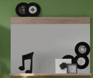 4-teiliges Garderoben Set Rikke Eiche Optik - Vorschau 3
