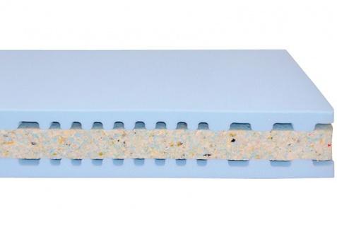 Sandwich Matratze Latina Höhe 18 cm 100 x 190 cm
