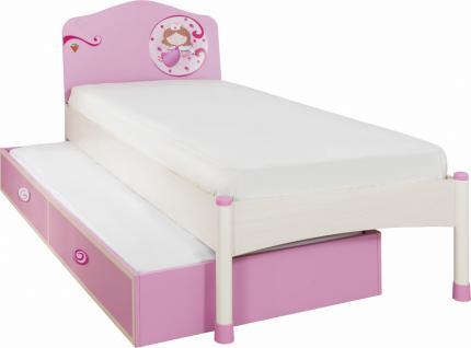 Cilek Princess Kinderbett 90x200 - Vorschau 3