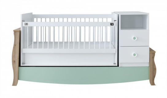 Baby Kinderzimmer Bett Loop Baby 80x180