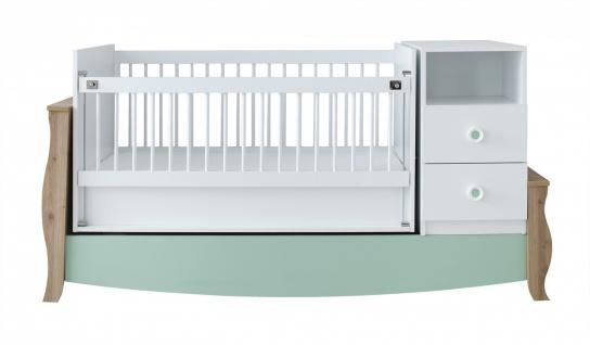 Schaukelbett Loop Baby mitwachsend 70x130-180