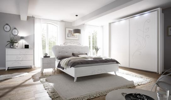 Schlafzimmer Set Weiß online bestellen bei Yatego