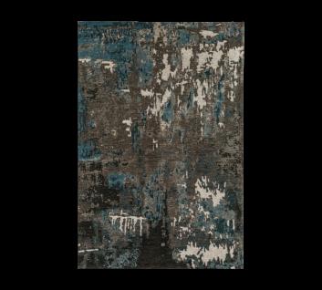 Cilek Cool Teppich in Blau Braun gemustert