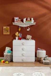 Cilek Baby Cotton Kommode mit 4 Schubladen - Vorschau 2