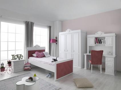Kinderzimmer Landhausstil | Kinderzimmer Im Landhausstil Classic Young 120x200 Kaufen Bei