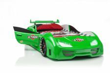 Autobett GT 999 Grün mit Türen