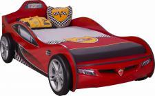 Cilek Coupe Autobett in Rot
