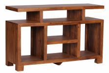 Sideboard & TV Schrank Massiv 120 x 40 cm Massivholz