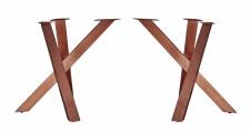 Tischgestell Cibus mit 3-er Beine