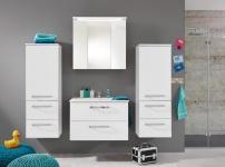 Badezimmer Set 2 Yuven 4-teilig in zwei Farben