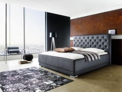 Illius Komplettbett 180x200 mit Matratze und Lattenrost