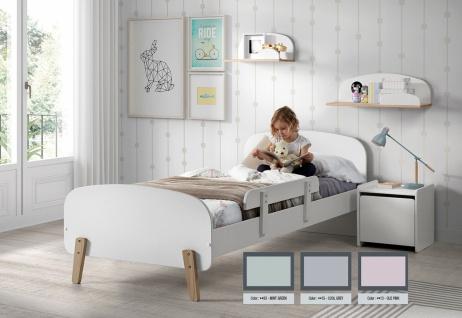 Kid Kinderbett in verschiedenen Farben 90x200