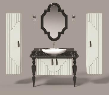Pierre Cardin Barock Stil Badezimmer Flores 3-teilig