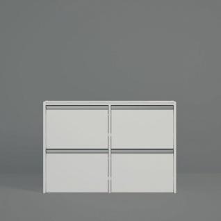 schuhschrank schwarz online bestellen bei yatego. Black Bedroom Furniture Sets. Home Design Ideas