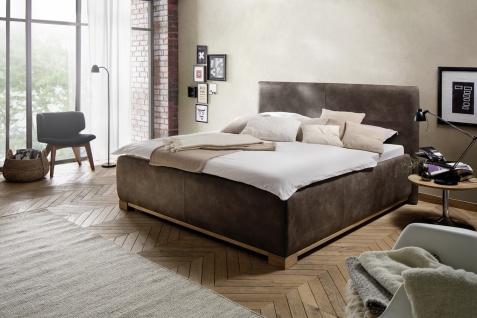 Toba Komplettbett 180x200 Bettkasten und Matratze