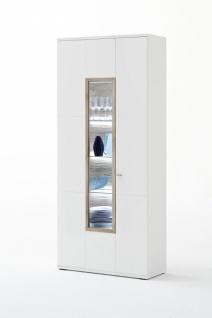 Pala Vitrine mit 2 Türen in verschiedenen Größen