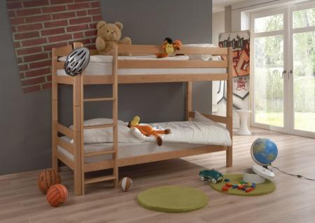Etagenbett Günstig : Buche etagenbett günstig & sicher kaufen bei yatego