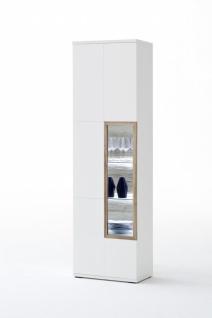 Pala Vitrine mit 1 Tür öffnet nach Links / Rechts
